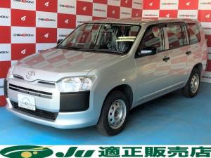 トヨタ プロボックス DXコンフォート 地デジナビ ETC 4WD