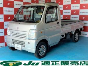 スズキ キャリイトラック KCエアコン・パワステ 4WD 12インチアルミ