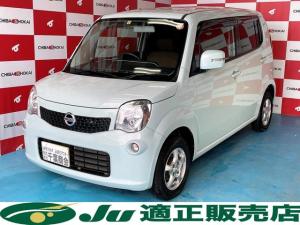 日産 モコ X FOUR 4WD シートヒーター