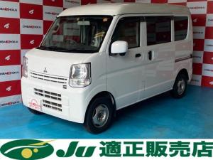 三菱 ミニキャブバン ブラボー 4WD 車中泊ベース バン オートマ 分割式リアシート 集中ドアロック