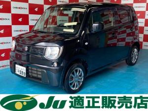 スズキ MRワゴン G 4WD 社外エンジンスターター 新品14インチアルミタイヤセット装着 シートヒーター