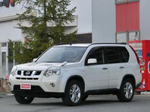 日産 エクストレイル 20Xt 4WD フルセグメモリーナビ HID