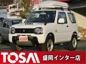 スズキ ジムニー XG 4WD リフトアップ スズキスポーツカスタムパーツ