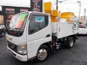 三菱ふそう キャンター 高所作業車 4WD アイチ SE08A