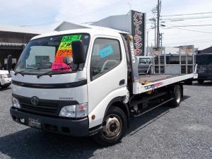 トヨタ トヨエース ユニックNEO5 キャリアカー 積載量2850kg