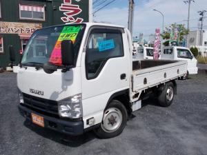 いすゞ エルフトラック 平ボディー 4WD 積載量1500kg