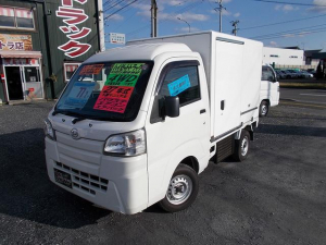 ダイハツ ハイゼットトラック  4WD 中温冷凍車 -7℃まで