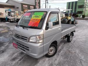 トヨタ ピクシストラック エクストラ 4WD パワステ エアコン パワーウィンドウ キーレス CDデッキ