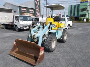 日本その他 日本  フルカワホイールローダー 4WD 軽油