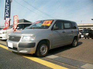 トヨタ サクシードバン Uターボ ディーゼル 5速 FF車