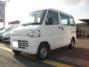 三菱 ミニキャブバン CD ハイルーフ 4WD 5速