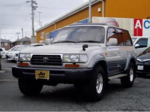トヨタ ランドクルーザー80 VXリミテッド ディーゼルターボ