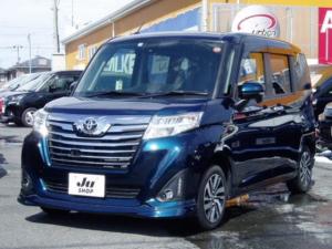 トヨタ ルーミー カスタムG S 4WD 9インチナビ