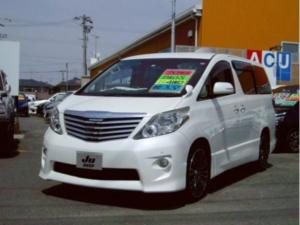 トヨタ アルファード 240S 4WD 20インチアルミ