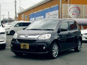 トヨタ パッソ X LパッケージS 4WD ローダウン 16インチアルミ