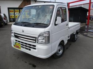 スズキ キャリイトラック KCスペシャル スズキセーフティサポート 切替式4WD
