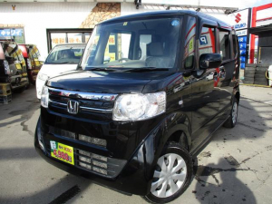 ホンダ N-BOX G 4WD TV・CD EGスターター F左右シートヒーター