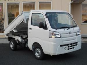 ダイハツ ハイゼットトラック ローダンプ 電動 デフロック Hi-Lo切替4WD 4枚リーフ