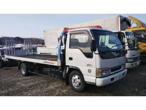 いすゞ エルフトラック  ワイドロング 積載車