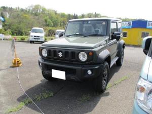 スズキ ジムニーシエラ JC 4WD AT 届出済未使用車