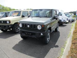 スズキ ジムニー XC 4WD 5MT 届出済未使用車