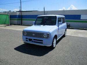 スズキ アルトラパン L 4WD AT