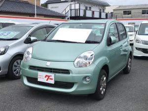 トヨタ パッソ プラスハナ Cパッケージ ワンオーナー車 CD ETC
