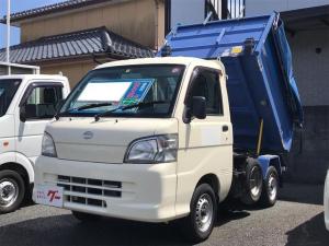 ダイハツ ハイゼットトラック エアコン・パワステ スペシャル ダンプ
