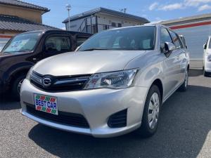 トヨタ カローラフィールダー 1.5X キーレス 電格ミラー CD 衝突安全ボディ エアバック