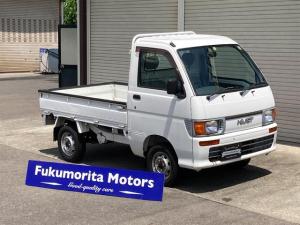 ダイハツ ハイゼットトラック  4WD MT パワステ付き ACなし Tベルト交換別途(5万円)