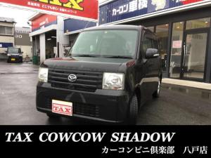 ダイハツ ムーヴコンテ X 4WD ベンチシート パワーシート スマートキー CD