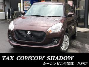 スズキ スイフト XL 4WD ナビDVD ETC ドラレコ Sヒーター