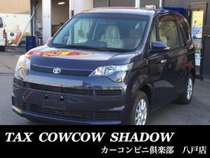 トヨタ スペイド F 切替式4WD 左側電動スライドドア プッシュスタート CDオーディオ AUX