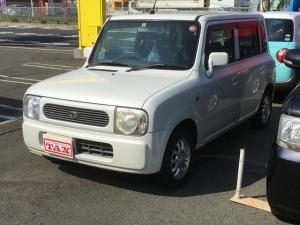 スズキ アルトラパン X 4WD CD シートヒーター ミラーヒーター 13AW キーレス ベンチシート