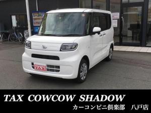 ダイハツ タント L 4WD シートヒーター スマートアシスト CDオーディオ コーナーセンサー ミラクルオープンドア