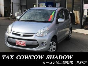 トヨタ パッソ X 4WD エアコン パワステ エアバック ABS 電動格納ミラー CD・ラジオチューナー