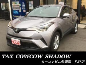 トヨタ C-HR S-T LEDパッケージ 4WD ナビ TV DVD Bluetooth バックカメラ エンジンスターター クルーズコントロール 寒冷地仕様