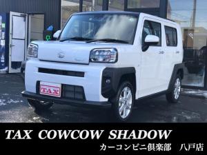 ダイハツ タフト G 4WD スマートアシスト シートヒーター ガラスルーフ