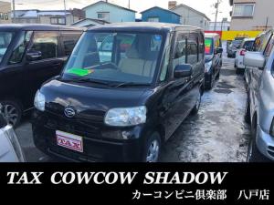 ダイハツ タント X 4WD ミラクルオープンドア CDオーディオ
