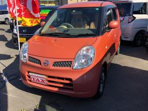 日産 モコ E FOUR 4WD ナビ TV シートヒーター オートエアコン