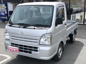スズキ キャリイトラック KCエアコン・パワステ 切替式4WD エアコン パワステ AT