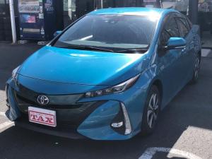 トヨタ プリウスPHV S ナビ TV DVD Bluetooth バックカメラ ハンドルヒーター シートヒーター 寒冷地仕様