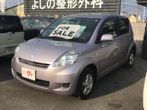 トヨタ パッソ X 4WD オートマ CD キーレス AUX コンパクトカー