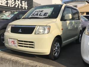 三菱 eKワゴン M 4WD CD USB接続可能 キーレス シートヒーター