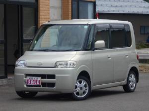 ダイハツ タント L4WD ナビ付きタイミングベルト交換車