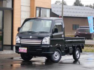 スズキ キャリイトラック KCスペシャル 4WD レーダーブレーキサポート ススキセーフテイサポートキーレス パワーウインド付