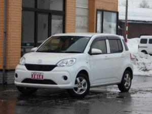 トヨタ パッソ X LパッケージS 4WD スマートアシスト2 寒冷地仕様 社外ブルートウースナビ ビルトインETC付き 禁煙車 スマートキー2個
