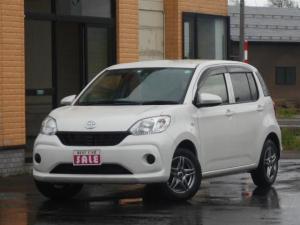 トヨタ パッソ X LパッケージS 4WD関西仕入 スマートアシスト2 寒冷地仕様 LEDライト社外ナビ ブルートウース機能バックカメラETC付き