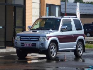 三菱 パジェロミニ エクシード ターボ4WD社外ナビ テレビ移動中OK ETC 関東仕入