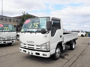 いすゞ エルフトラック フルフラットロー 2t 全低床 4WD